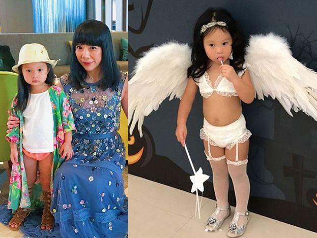"""Dwulatka poszła na szkolny bal ubrana w… seksowną bieliznę! """"Przebrała się za Aniołka Victoria's Secret"""""""