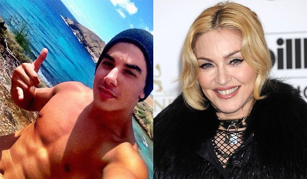 Madonna ma nowego kochanka! 26-LETNIEGO!