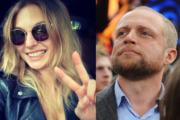 """Świeżo poślubiona żona Piotra Adamczyka została magistrem. """"DUMNY JESTEM Z CIEBIE"""""""
