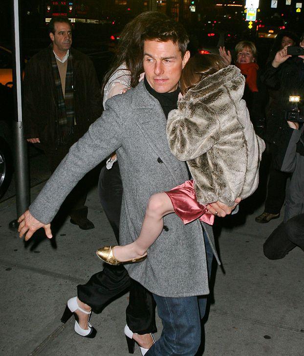"""Tom Cruise: """"Nie chcę mieć więcej dzieci"""""""