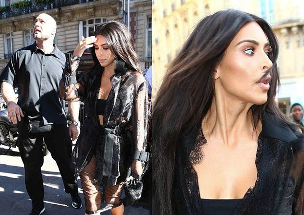 """Ochroniarz Kim Kardashian do złodziei: """"Znajdziemy was! Zadarliście z niewłaściwą osobą!"""""""
