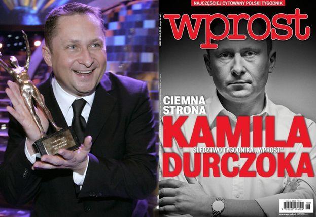 """Latkowski o Durczoku: """"Codziennie mówi z telewizora, jak żyć. POCZUŁ SIĘ NIETYKALNY?"""""""