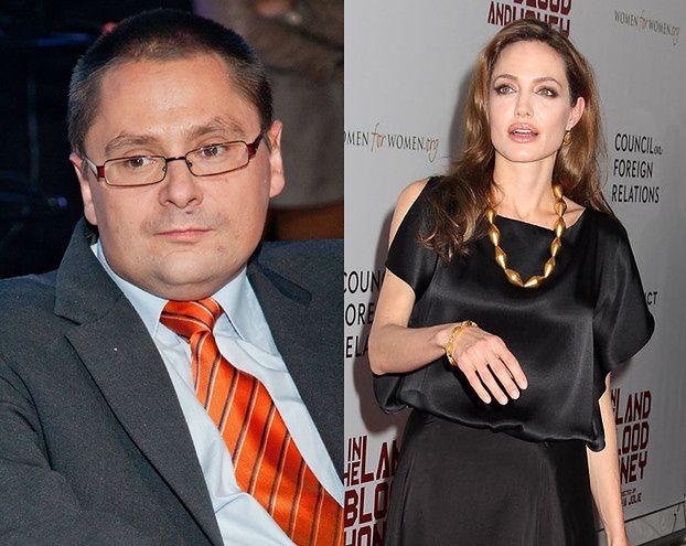 """Terlikowski: """"Angelina SIĘ OKALECZYŁA!"""""""
