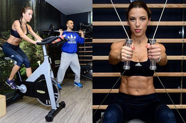Chodakowska trenuje przez BICIEM REKORDU GUINESSA! (ZDJĘCIA)