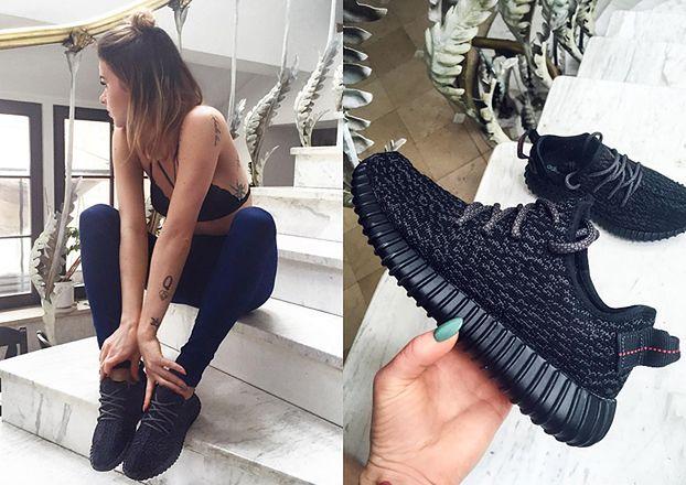 Maffashion chwali się... podróbkami butów Kanye Westa?