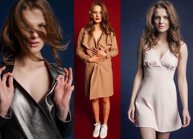 Siostra Sary Boruc została modelką! (ZDJĘCIA)