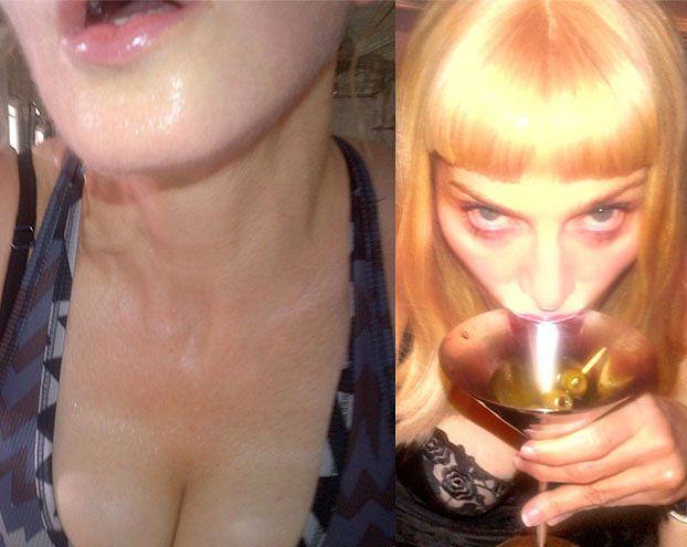 """Madonna: """"CZEŚĆ SKUR**SYNY! Jestem na Instagramie!"""""""