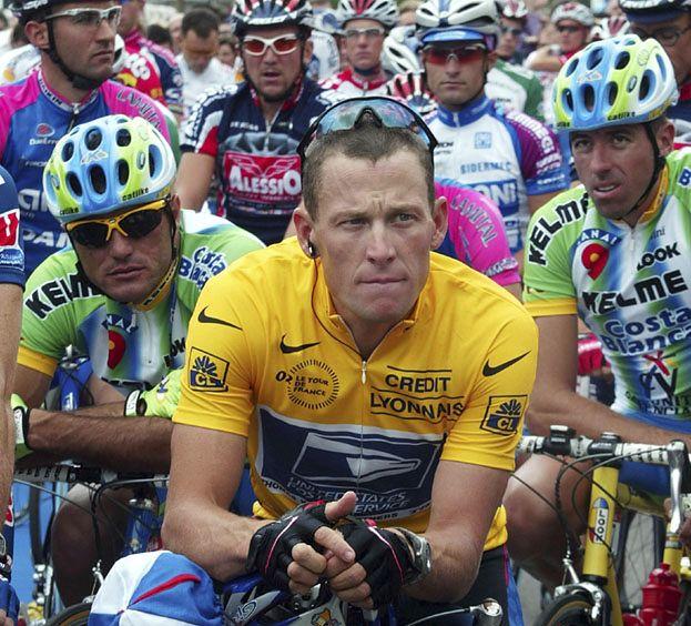 Armstrong ZMUSZAŁ kolarzy do brania dopingu!