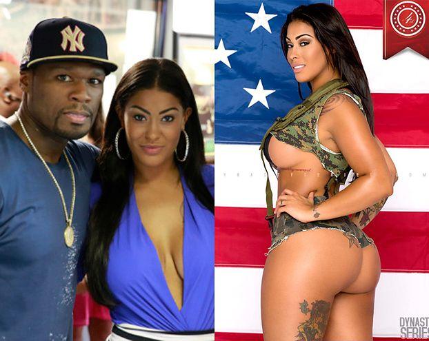 50 Cent ma nową dziewczynę! SEKSOWNA?