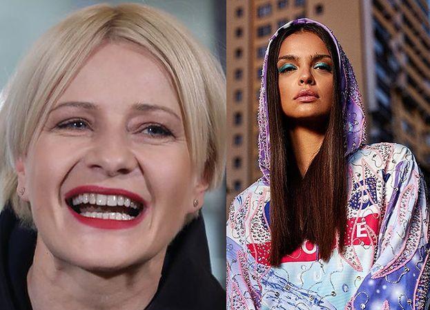 """""""Top Model"""": Małgorzata Kożuchowska chwali Klaudię El Dursi: """"Wyglądasz jak Rihanna, TYLKO ŁADNIEJSZA"""""""