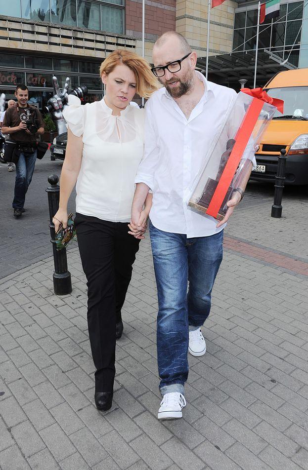 Ania Dąbrowska jest w ciąży!