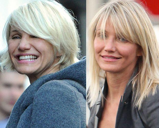 """Diaz: """"Rozpłakałam się na widok nowej fryzury"""""""