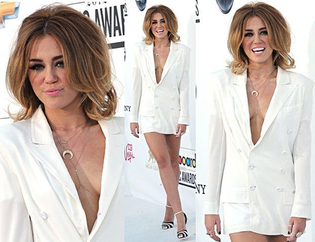 """""""Miley wyglądała jak 30-latka!"""" (ZDJĘCIA)"""