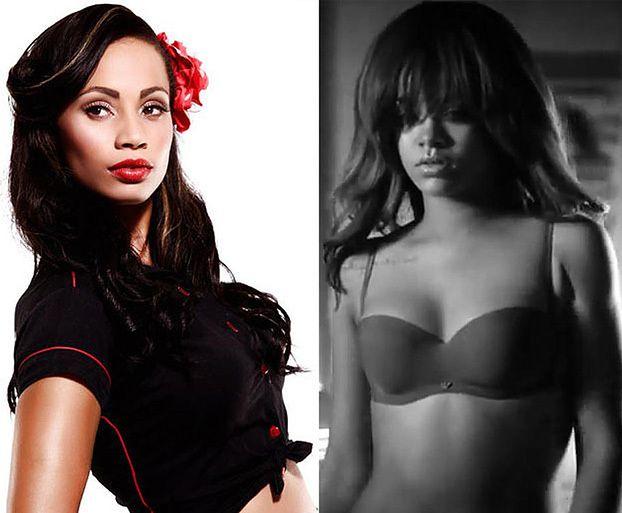 Rihanna zażądała dublerki PUPY i PIERSI! (WIDEO)