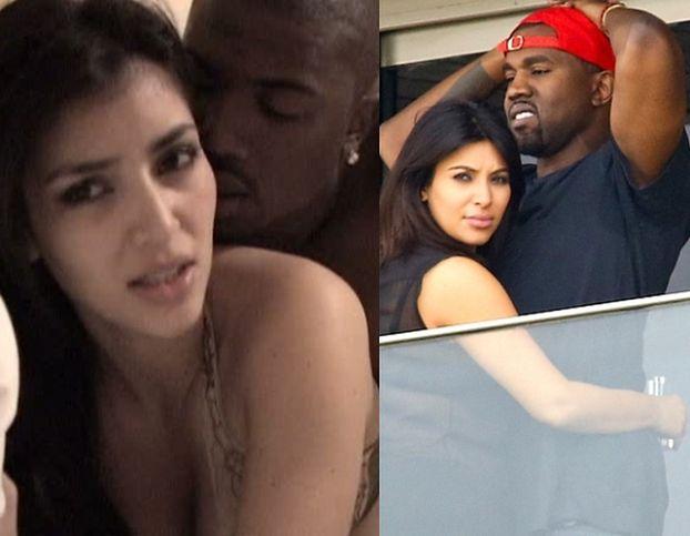 """Kanye chce, żeby Kim została... """"luksusową projektantką""""!"""