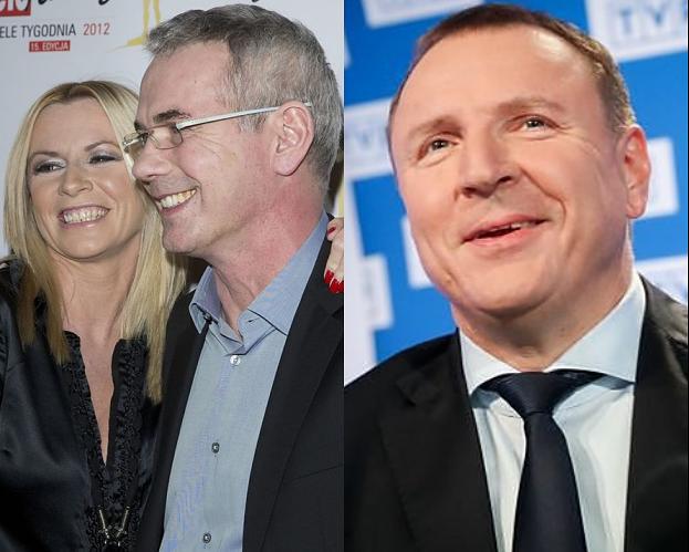 """Żona Roberta Janowskiego WŚCIEKŁA NA TVP: """"Mam tego ku*wa dosyć!"""""""