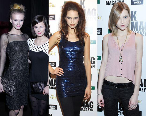 """""""Top modelki"""" w roli celebrytek... (FOTO)"""