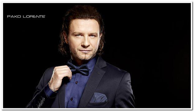 Radek Majdan modelem...