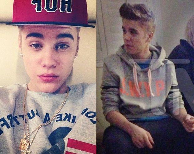 Znaleziono MARIHUANĘ w autobusie Biebera!