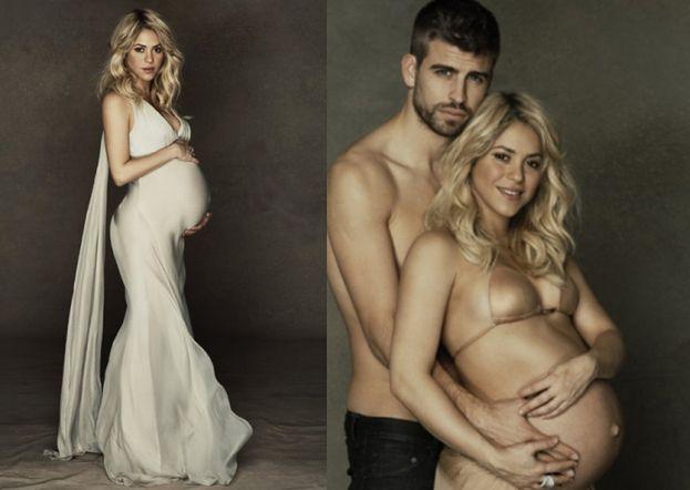 Więcej zdjęć Shakiry w ciąży!