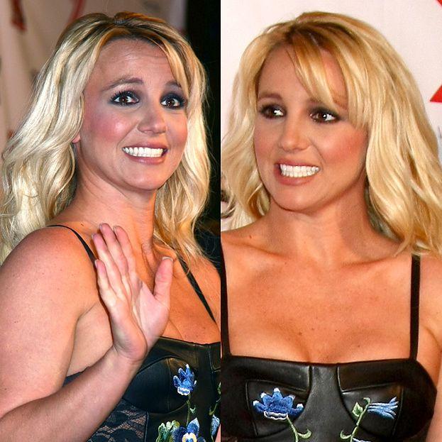 Przerażona Britney Spears?