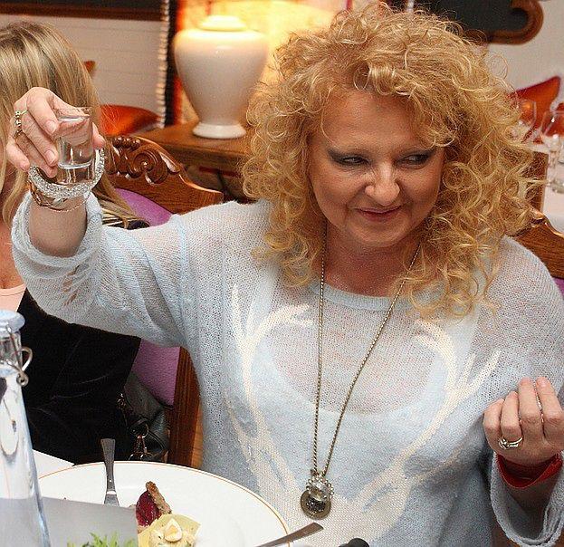 Magda Gessler urządzi wesele... Kasi Tusk?