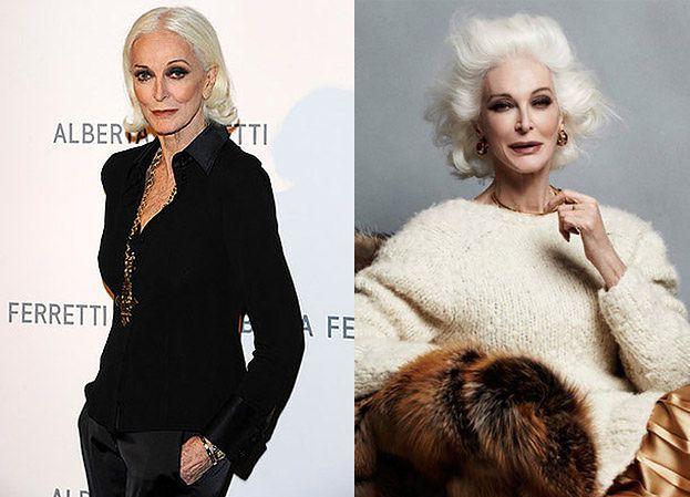 """83-letnia MODELKA: """"Czuję się piękna"""""""