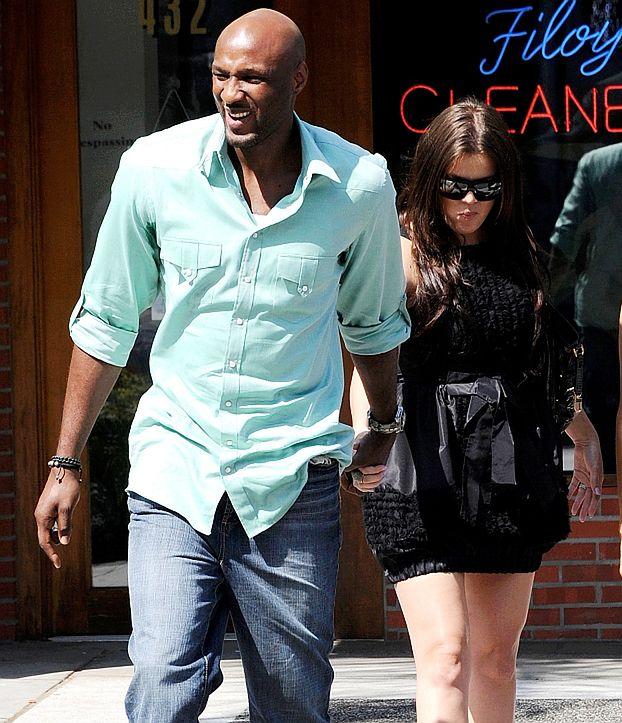 Khloe Kardashian WYRZUCIŁA Z DOMU MĘŻA! Zdradzał?