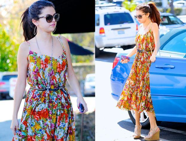 Dziewczęca Selena Gomez (ZDJĘCIA)