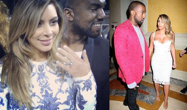 Kanye kupi Kim... ZAMEK!
