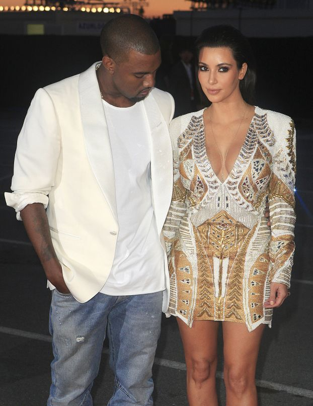 Kanye wydał na Kim 50 TYSIĘCY DOLARÓW!
