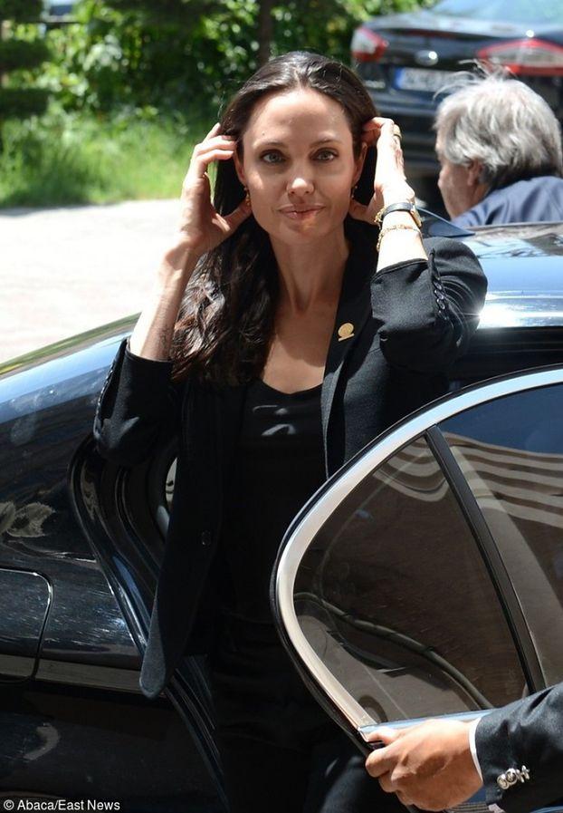 """Angelina: """"Właściwie to kocham mieć menopauzę"""""""