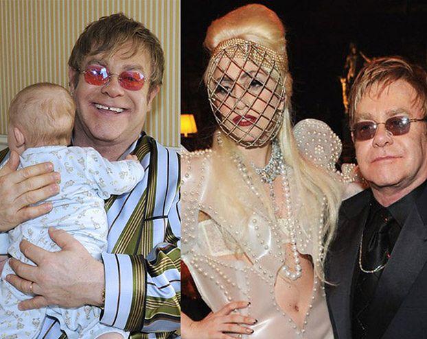 """Elton John: """"Gaga stała się obiektem kultu"""""""