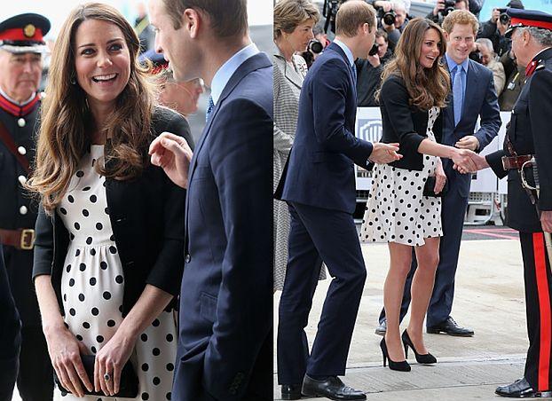 Kate w sukience za 200 złotych! (FOTO)
