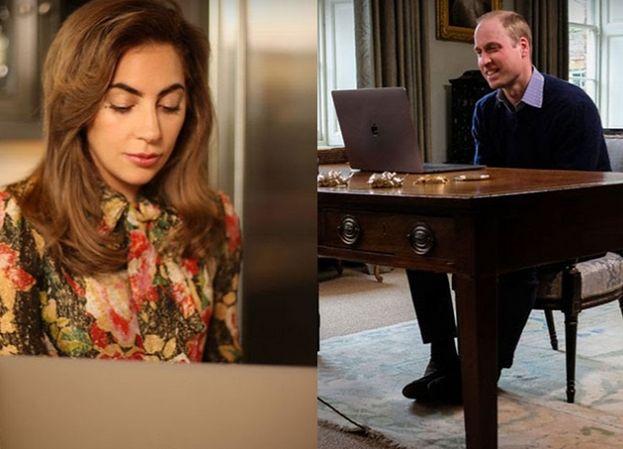 """Lady Gaga opowiada o depresji w rozmowie z księciem Williamem: """"Choroby psychiczne wywoływały we mnie wstyd. Poczułam, że już nie chcę się ukrywać"""""""