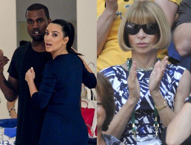 Wintour znów poniżyła Kardashian!
