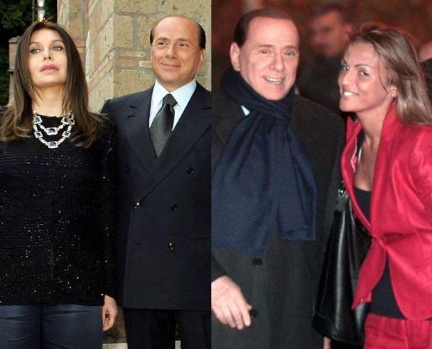 Berlusconi musi płacić żonie 3 MILIONY EURO MIESIĘCZNIE!