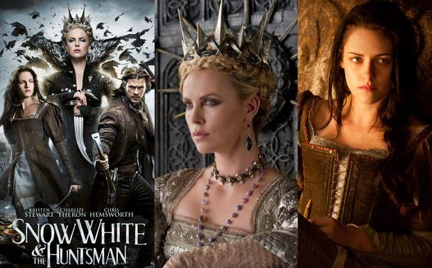 Stewart jako Królewna Śnieżka! (ZDJĘCIA)