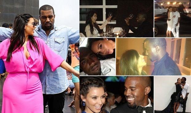 """Kim o Kanye: """"Jest MIŁOŚCIĄ MOJEGO ŻYCIA!"""""""
