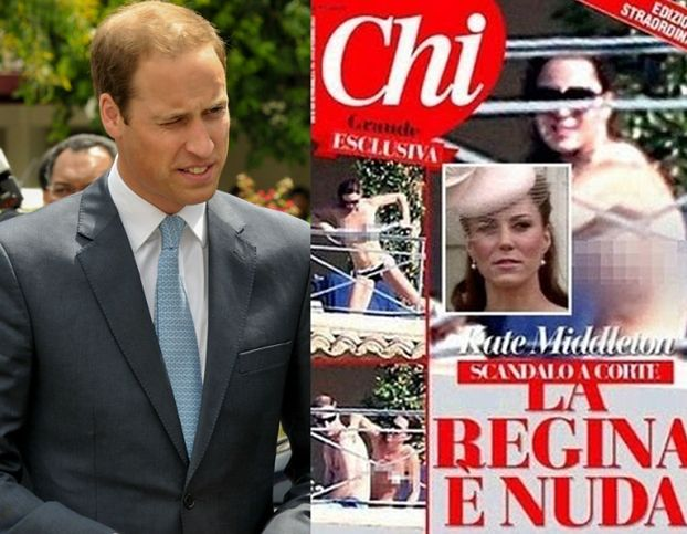"""""""William zrobi wszystko, żeby ochronić Kate!"""""""