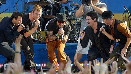 Backstreet Boys ZNOWU RAZEM!