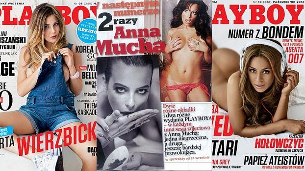 Polski Playboy nadal będzie pokazywał nagie zdjęcia!