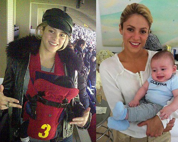 """Shakira: """"Jestem uzależniona od KARMIENIA PIERSIĄ"""""""
