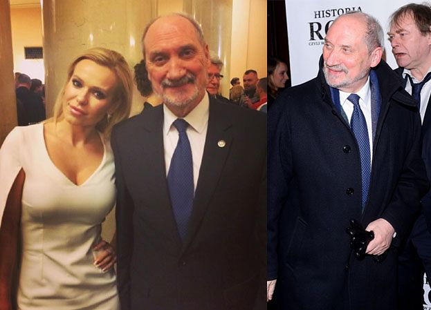 Dobra zmiana w show biznesie: Doda pozuje z Antonim Macierewiczem!