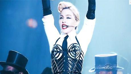 Zwiastun DVD z koncertu Madonny!