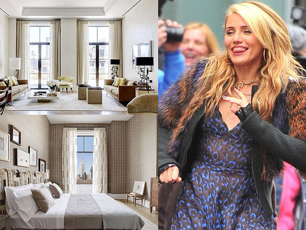 Diaz kupiła mieszkanie za 9 MILIONÓW (ZDJĘCIA)