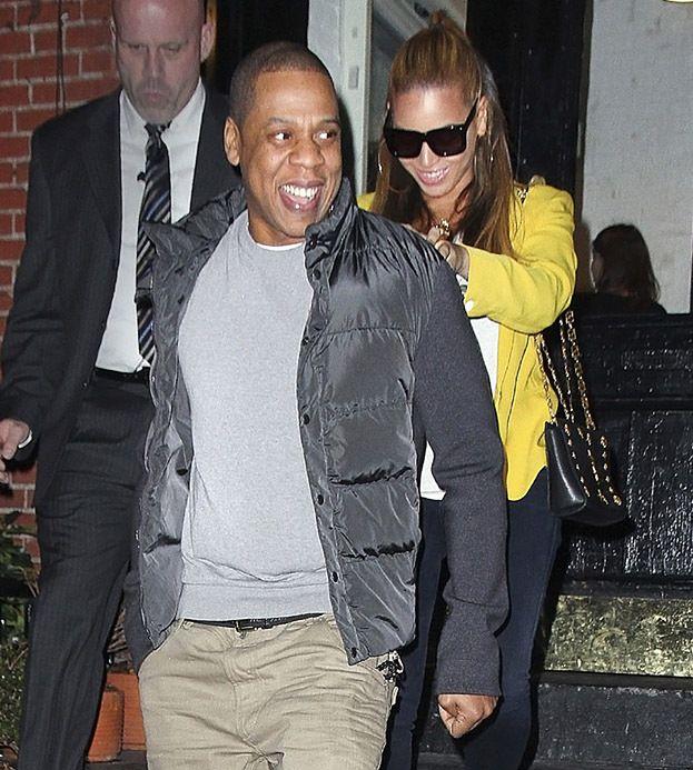 """Jay-Z: """"Beyonce NIE JEST W CIĄŻY!"""""""