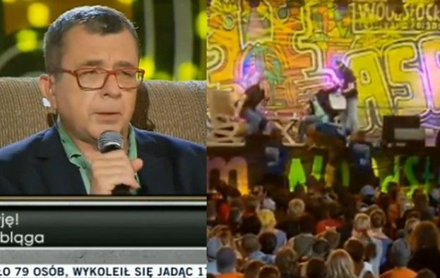 Miecugow ZAATAKOWANY na Woodstocku! (WIDEO)