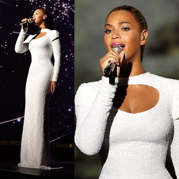 Beyonce na planie klipu!