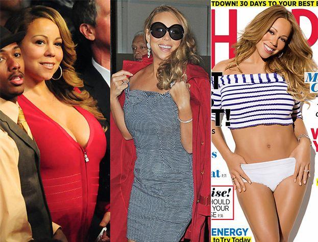 Mariah Carey schudła kolejne 12 kilo! (WIDAĆ?)